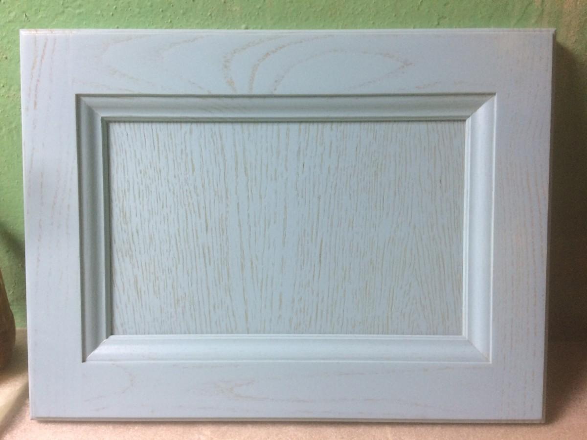 Фасад из массива+шпон, эмаль без патины