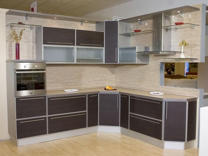 Кухня ЛДСП Л-4